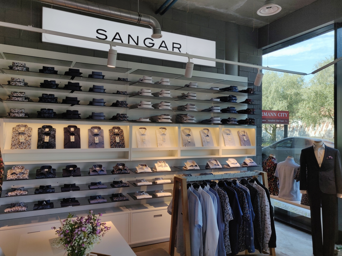 Sangar Showroom